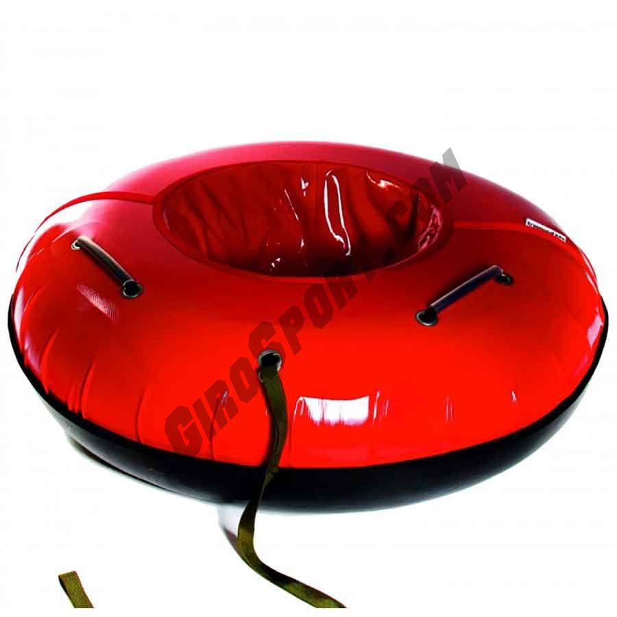 Тюбинг Профи 120 см красный